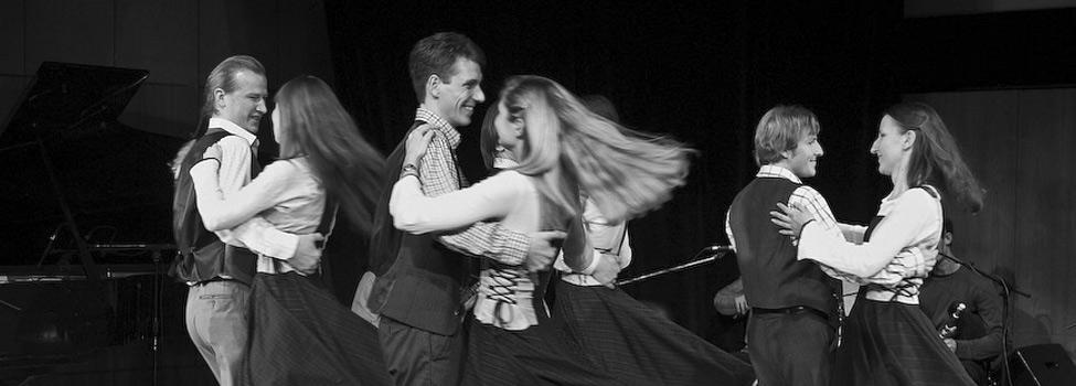 Ирландские танцы - Folkdance
