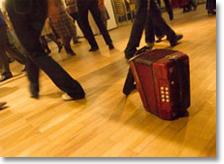 Ирландские танцы в ТИРе